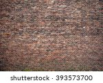 Antique Brick Stone Wall...