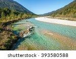 valley  bavaria  landscape ...   Shutterstock . vector #393580588