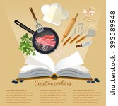 Cookbook Creative Cooking...