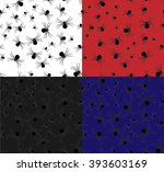 Set Of Seamless Pattern Of...