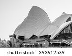 sydney   march 8  close up view ... | Shutterstock . vector #393612589