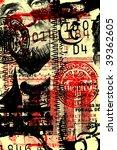 us dollar | Shutterstock . vector #39362605