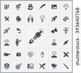 simple creative process icons...