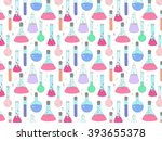 colorful vector background with ... | Shutterstock .eps vector #393655378