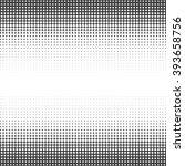halftone illustrator. halftone... | Shutterstock .eps vector #393658756