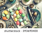 Easter Table Place Setting...