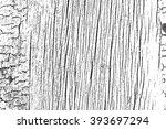 distress dry wooden overlay... | Shutterstock .eps vector #393697294