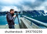 Nature Photographer Stegastein...