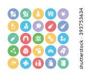 science vector icon  8 | Shutterstock .eps vector #393753634