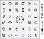 time icon  time icon vector ...