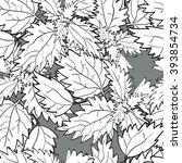 vector illustration of seamless ...   Shutterstock .eps vector #393854734
