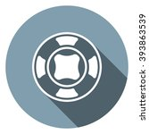 joystick icon jpg | Shutterstock .eps vector #393863539