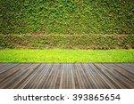 old hardwood decking or... | Shutterstock . vector #393865654