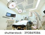 equipment and medical devices... | Shutterstock . vector #393869086