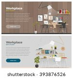 some business office style in... | Shutterstock .eps vector #393876526