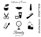beauty  lady  cosmetics  make...