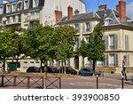 versailles  france   august 16... | Shutterstock . vector #393900850