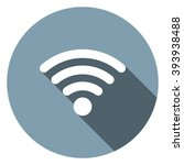wifi icon | Shutterstock .eps vector #393938488