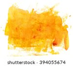 an abstract artistic bright... | Shutterstock . vector #394055674