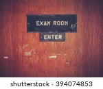 retro filtered image of a... | Shutterstock . vector #394074853