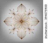 Mandala. Ethnic Decorative...