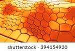 abstract 3d background with... | Shutterstock . vector #394154920