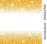 illustration abstract golden...   Shutterstock .eps vector #394261960