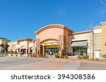 scenery of the shopping mall | Shutterstock . vector #394308586