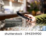 mobile payment | Shutterstock . vector #394354900