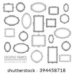 vector illustration of large... | Shutterstock .eps vector #394458718