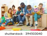 making notes | Shutterstock . vector #394503040