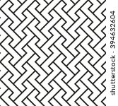 abstract geometric pattern... | Shutterstock .eps vector #394632604