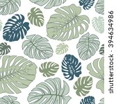seamless pattern made from the...   Shutterstock .eps vector #394634986