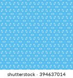 vintage seamless floral pattern.... | Shutterstock .eps vector #394637014