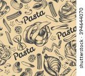 decorative seamless pattern... | Shutterstock .eps vector #394644070