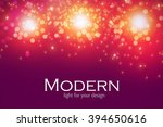 Abstract Bokeh Background....