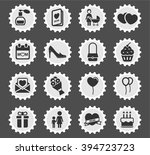 mothers day simply symbols for... | Shutterstock .eps vector #394723723