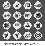 racing  simply symbols for web... | Shutterstock .eps vector #394739143