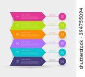 business timeline element for... | Shutterstock .eps vector #394755094