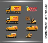 food delivery vehicles types....