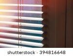 sunlight coming through... | Shutterstock . vector #394816648