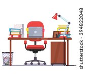 Home Or Office Desk With...