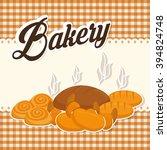 bread icon design | Shutterstock .eps vector #394824748