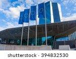 frankfurt  germany   september... | Shutterstock . vector #394832530