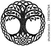 vector ornament  decorative... | Shutterstock .eps vector #394856764