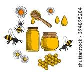Beekeeping And Farm Honey...