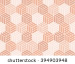 abstract geometric with pattern ... | Shutterstock . vector #394903948