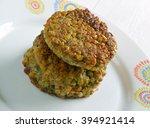 Small photo of Ambode- Benga Lentil , Vegetable Fritters
