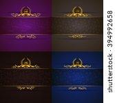 Set Of Elegant Templates With...