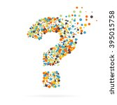 abstract creative concept...   Shutterstock .eps vector #395015758